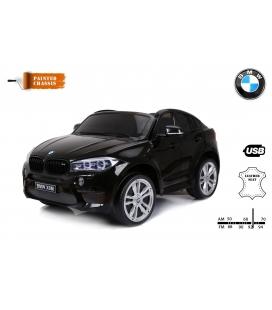 Beneo NEW BMW X6 M čierne lakované prevedenie