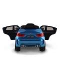 Beneo BMW X6 M NEW modré lakované