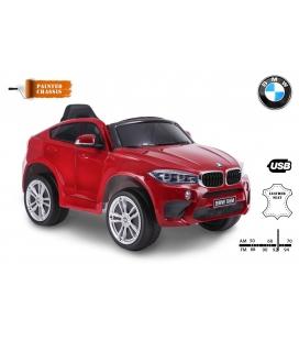 Beneo BMW X6 M NEW červené lakované
