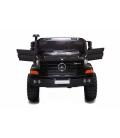 Mercedes-Benz Zetros černý