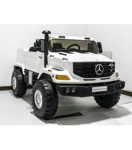 Mercedes Benz Zetros bílá