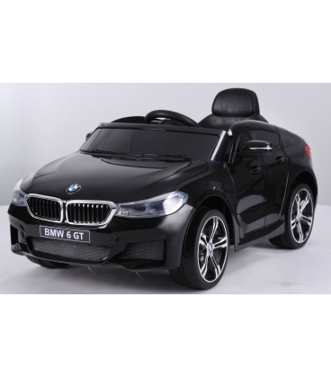 Beneo BMW 6GT černé