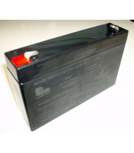Batéria SLA 6V7Ah