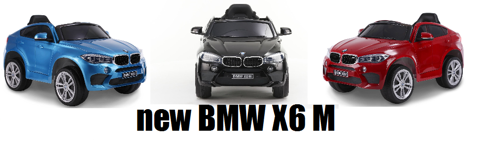 BMW X6 M NEW jendomiestne